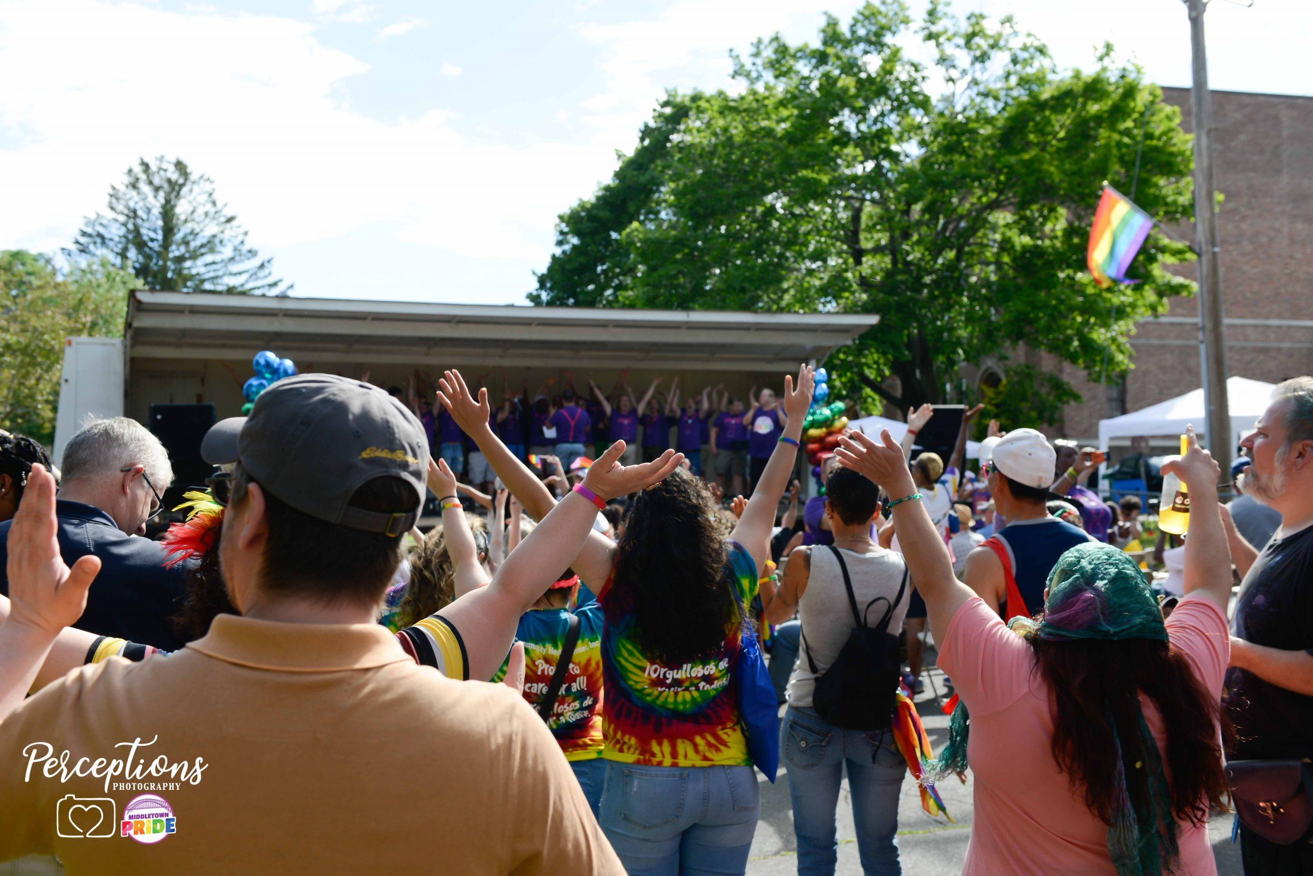 Middletown Pride Performers